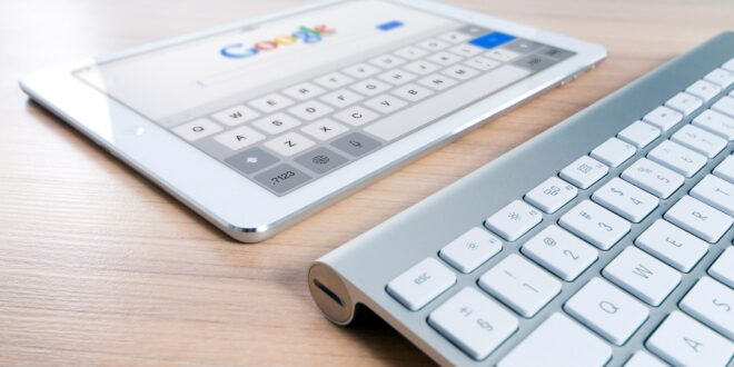 Ipad Google Seo Search Communication Apple Trend
