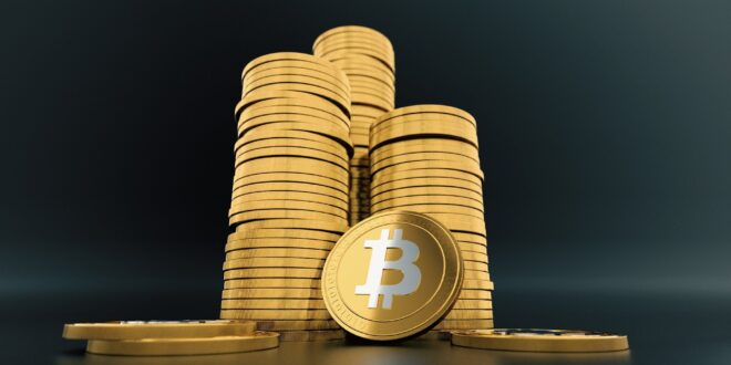 Bitcoin Cryptocurrency Virtual Money Currency