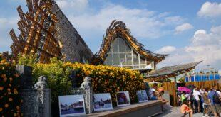 Expo Architecture Milan Modern World's Fair China